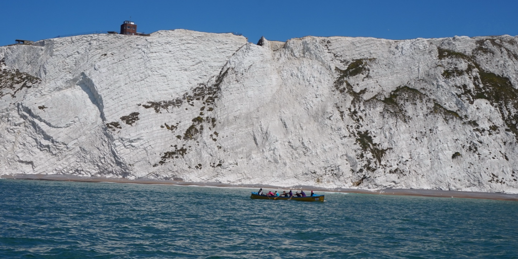 Cliffs, Isle of Wight Row